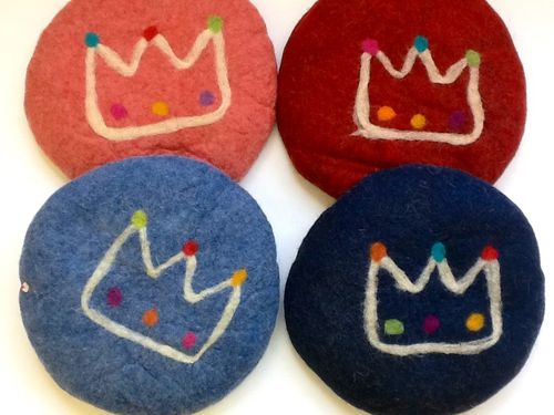 Seat Cushion Crown
