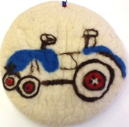 Seat Cushion Tractor